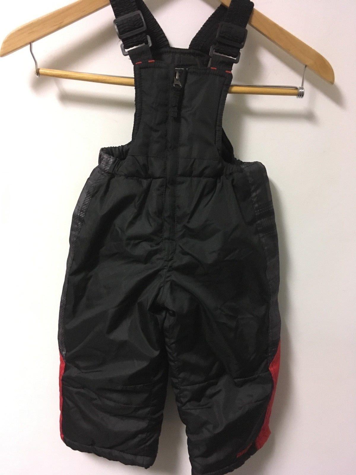 3c1f4f185 Pacific Trail Zip Up Ski Snow Bib 100% and 50 similar items