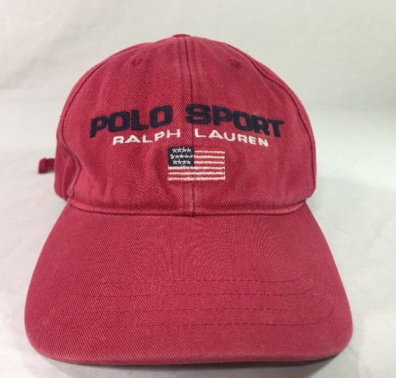 e55f00a6 VTG Polo Sport Ralph Lauren Hat Spell Out and 50 similar items. S l1600