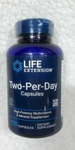 Life Extension Two Per Day Capsules 120 Capsules Expires 12/2022 New/Sealed  - $18.69