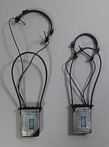 Vintage Barbie Cassette Player Lot Mattel Miniature Diorama Headphones Walkman - $14.99