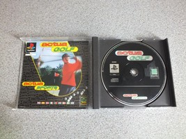 Actua Golf 1996 PS1 Playstation 1 PAL Vintage Game - $7.40