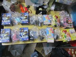 13 Gundam Seed Destiny Heroines Col 4 7 8 9 Lacus Meer Cagilla Lunamaria... - $77.99