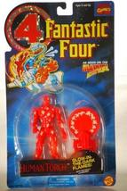 1994 - Toy Biz / Marvel Comics - Fantastic Four - Human Torch Action Fig... - $24.99