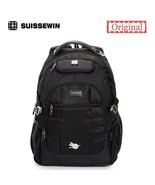 BDF 2017 Suissewin Men Laptop Backpack Bag Cool Backpack For Teenagers R... - $70.98