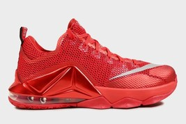 New Nike Lebron VII Low 724557-616 Red Basketball Shoes Men - $159.95