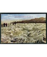 1910's St. Louis POSTCARD Frozen Mississippi River V O Hammon Publishing... - $24.99