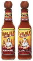 Cholula Chipotle Hot Sauce 2 Bottle Pack - $16.78