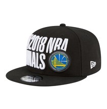 New Era Men's 2018 NBA Finals Golden State Warriors Hat - $1.110,77 MXN