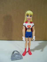 NWOB DC SUPER HEROES SUPERGIRL ACTION FIGURE 2005 MATTEL NEW - $9.75