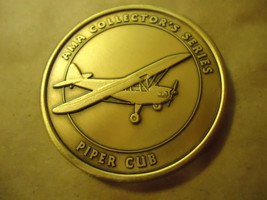 AMA PIPER CUB MEDALLION COLLECTOR'S COIN       > BAG A28  - $6.43