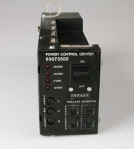 Rowe Power Control Center 65073502 BC2800/BC1400