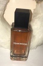 Bath & Body Works Teakwood Cologne Spray 3.4 Oz No Box - $35.51