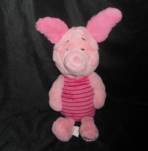 "14 "" Disney Magasin Bébé Winnie L'Ourson Rose Porcinet Animal en Peluche Poupée - $15.94"