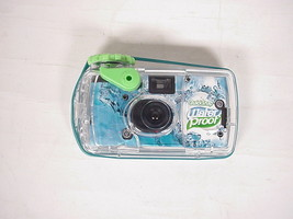 Fujifilm Quicksnap Waterproof One Time Use Camera  27 exp. ISO 800 - $8.01