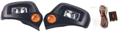 Yamaha G14,G16,G19,G22 Golf Cart Headlight Kit With Hardware