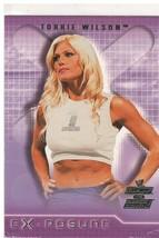 """2002 Fleer WWE """"Torrie Wilson"""" EX-Posure Trading Card (Good) {4009} - $3.95"""