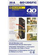 Square D QO120GFIC Circuit Breaker and GFCI - $49.95