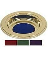Brass Tone Offering Plate - $68.31
