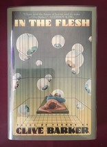 IN THE FLESH - FIRST AMERICAN EDITION SIGNED BY CLIVE BARKER - $142.10