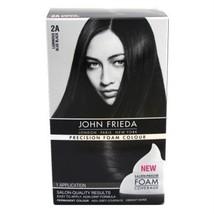 John Frieda Permanent Colour, Luminous Blue Black 2A, 1 ct (Pack of 2) - $17.09