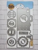 Camera Die Set. Elizabeth Craft Designs. Mini Album  image 3