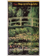 The Impressionists Box Set Art Documentary VHS New Factory Sealed - $18.00
