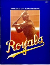 1983 - MLB - Kansas City Royals Yearbook - Rare - Out of Print - $19.99