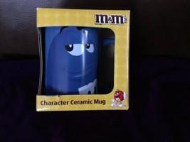 Blue M&m's Mug - $9.01