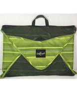 Eagle Creek Pack–It System Multicolor Green Striped Fabric Print - $26.18