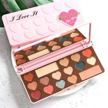 New 16 Colors Long Lasting Shimmer Matte Chocolate Eyeshadow Palette Makeup Beau - $23.00