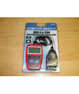 Brnd New CAN OBDII Code Reader Check Service Engine Soon Light Multilingual menu - $51.97