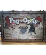 PUG-OPOLY - from Late For The Sky - A Game Celebrating The Pug! - $22.00