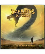 Darkness Comes Rattling Board Game by Wyrd Miniatures NEW! SEALED! Free ... - $52.00