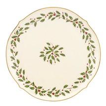 Lenox Holiday Round Platter 13 inch - $64.34