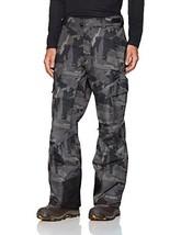 Columbia Men's Ridge 2 Run II Pants, Small/Short, Black Camo