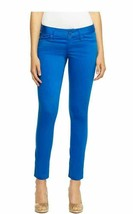 Lilly Pulitzer Womens Worth Skinny Jeans Size 4 Brewster Blue Stretch Pa... - $69.29