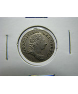 1762 Great Britain George III 3 Pence Silver Coin - $65.00