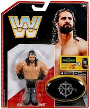 Seth Rollins WWE Mattel Retro Series 3 Brand New Action Figure - $10.88