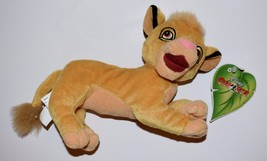 New Plush The Lion King 2 Disney On Ice Simba Cub With Tag  - $22.15