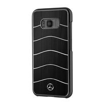 Mercedes-Benz Wave VIII Brushed Aluminium Hard Case for Samsung Galaxy S... - $55.56