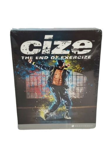 Primary image for Cize The End of Exercize hip hop Dance Workout Exercise DVD 2015 New sealed