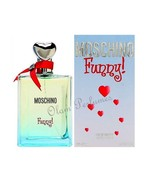 Moschino Funny For Women Eau de Toilette Spray 3.4oz 100ml * New in Box ... - $35.27