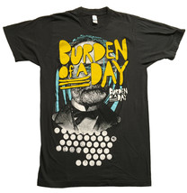 Burden Of A Day Men's Madness Dark Grey T-shirt Sz, S - $14.99