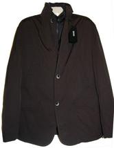 Hugo Boss Black Men's Zipper Quilted Lining Jacket Size US 46 R EU 56 NEW  - $335.61