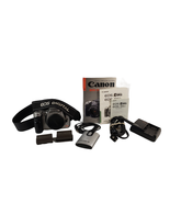 Canon EOS Rebel Camera Bundle Body 3 Batteries Card Reader Battery Charg... - $75.00