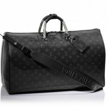 Louis Vuitton LV Keepall 50 Travel Hand Shoulder Bag Bandouliere POP UP ... - $4,692.90