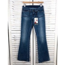 [Levi's] Flap Pocket Bootcut Jeans Denim Curve - $25.00