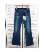 [Levi's] Flap Pocket Bootcut Jeans Denim Curve - $25.00