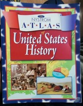The Nystrom Atlas of United States History - $13.96