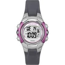 Timex Marathon Digital Mid-Size Watch - Black/Pink - $31.39